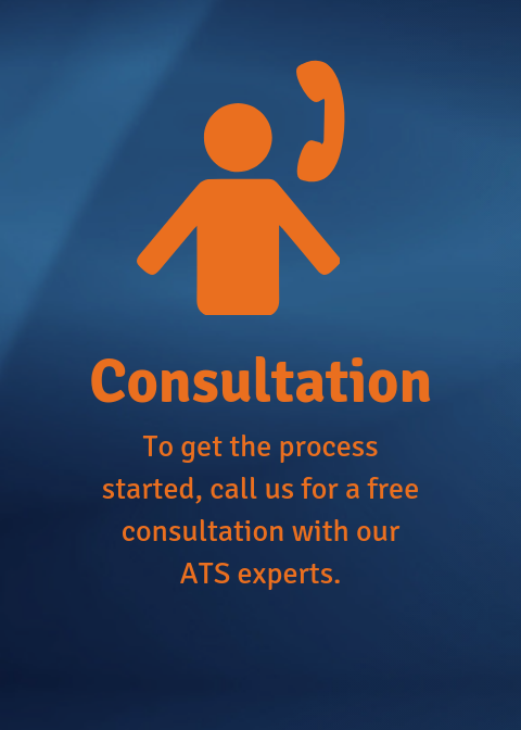 Consultation: To get the process started call us at 800-413-0363.